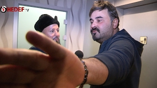 Ahsen Tv Muhabiri Maceracıyı Böyle Köşeye Sıkıştırdı