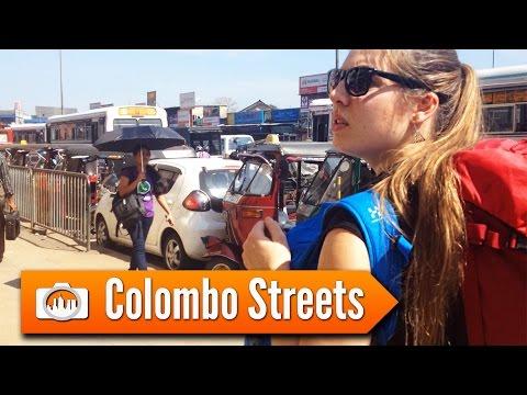 Sri Lanka 3: COLOMBO STREETS
