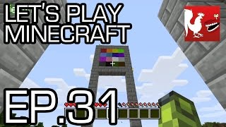 Let's Play Minecraft - Episode 31 - Wool Collecting Part 1