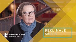 Berlinale Meets... Agnieszka Holland | Berlinale 2019
