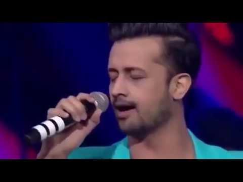 Atif Aslam V s Arijit Singh Live Performance   IIFA Award 2016