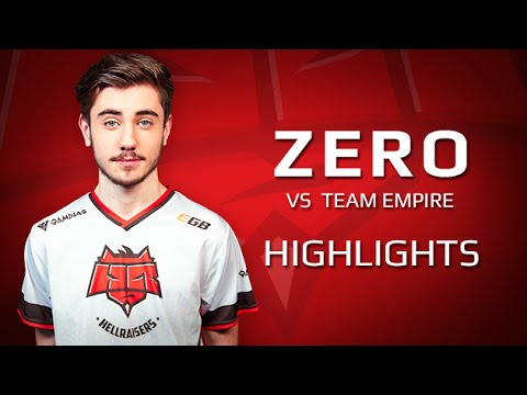 Highlights Zero vs Team Empire at ESEA Season 21: Premier Division