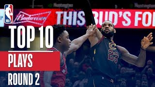 Top 10 Plays of the 2018 NBA Playoffs: Conference Semifinals