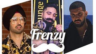 MIA BHANGRA MIX (Drizzy Dosanjh Frenzy)    DJ FRENZY     DILJIT DOSANJH     Latest Punjabi Song 2019
