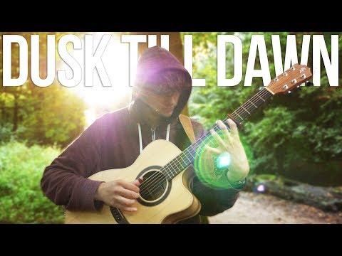 ZAYN - Dusk Till Dawn ft. Sia - Fingerstyle Guitar Cover