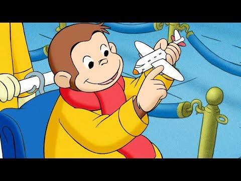 Jorge el Curioso en Español 🐵 Jorge Se Va de Vacaciones 🐵 Episodio Completo 🐵 Caricaturas Para Niños