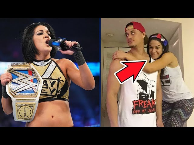 TOP 10 THINGS YOU DIDN'T KNOW ABOUT BAYLEY (PART 2)