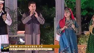 Bakhtiar Khattak Song 2016 |  Jwand Khkulay De | EID SHOW 2016 | AVT Khyber 12th Anniversary Song