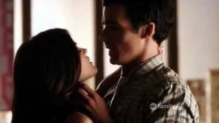 Pretty Little Liars 2x09 - Ezria in Ezra's Office. (Hot steamy scene)