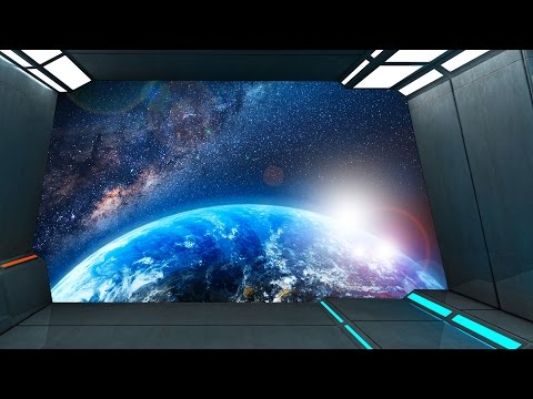 Space Sounds White Noise | for Sleep, Focus, Concentration | 10 hrs Space Station Cargo Bay Ambience