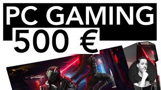 PC GAMING   CONFIGURAZIONE KABY LAKE   500 EURO (2017)