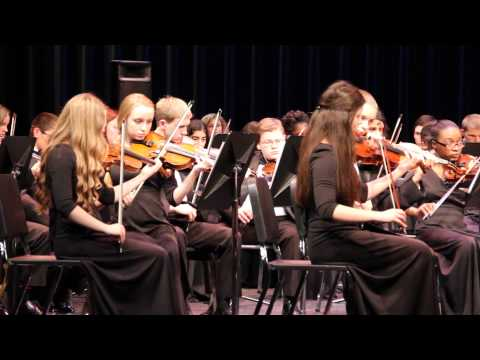 EHS Orchestra - Eleanor Rigby by the Beatles