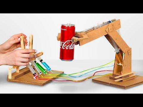 Xxx Mp4 Comment Fabriquer Un Bras Robot Hydraulique Avec Du Carton 3gp Sex