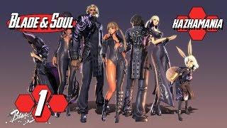 [Blade&Soul] Let's play découverte #001 | Races, classes et création