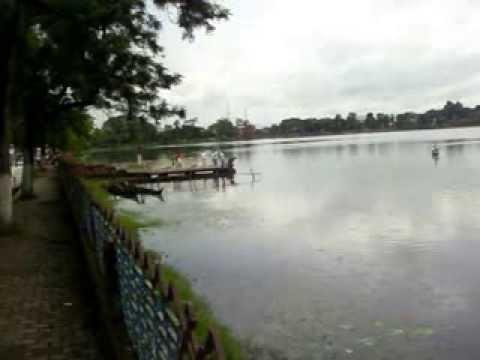 Lake scandal in Assam..... at open daylight.