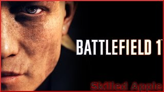 12 HOUR BATTLEFIELD 1 STREAM   Epic Skilled Gameplay   Pewdiepie of Streaming