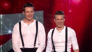 Togni Brothers - Britain's Got Talent 2016 Semi-Final 5