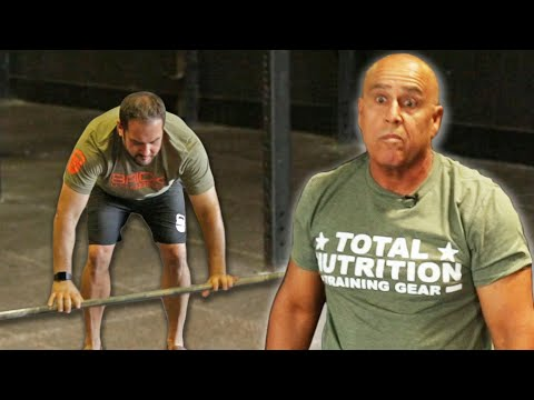 Xxx Mp4 We Tried To Outlift A 63 Year Old Weight Lifter 3gp Sex