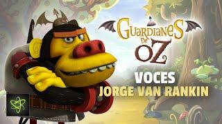 """El Burro Van Rankin Es Ahora Un Mono Para """"Guardianes de Oz"""""""