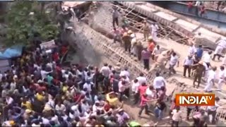 Under Construction Bridge Collapses in Kolkata, 10 Fear Dead & 150 Injured