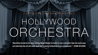 EastWest Hollywood Orchestra Trailer