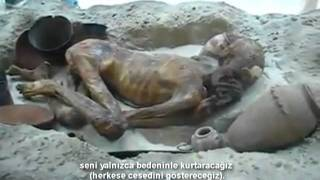 Firavun'un Cesedi (ibretlik sonu Kuran mucizesi miracle of the Qur'an British Museum London pharaoh)