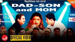 New Newari Comedy Show || Dad Son & Mom || Episode 77