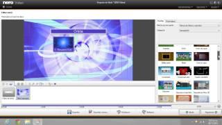Convertir una pelicula en Formato DVD y Grabar con Nero