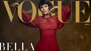Bella Hadid RESPONDS to Backlash Over Vogue Arabia Cover