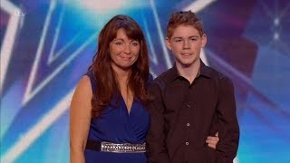 Mel and Jamie - Britain's Got Talent 2016 Audition week 7