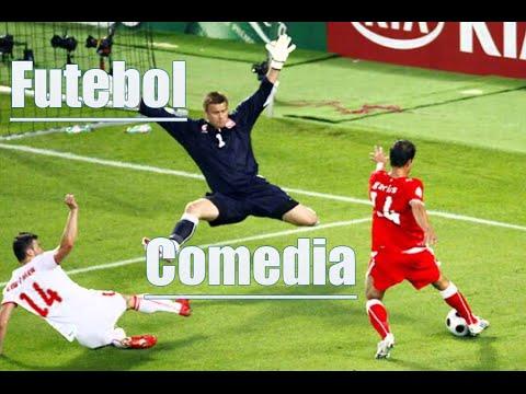 Futebol Comédia Lances Engraçados