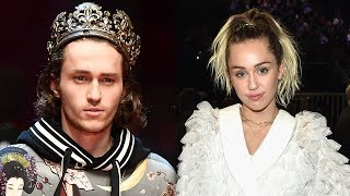 Miley Cyrus Gets Brother Braison FIRED After Calling Out Dolce & Gabbana?