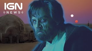 Mark Hamill Wants a Star Wars Horror Movie About a Force Ghost - IGN News