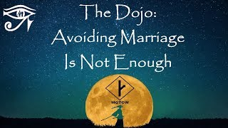 Avoiding Marriage Is Not Enough
