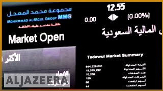 🇸🇦 Khashoggi disappearance: Saudi stocks tumble amid revelations | Al Jazeera English