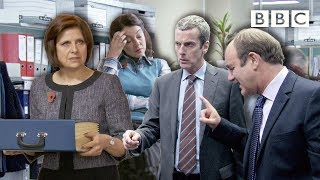 Was this TV's funniest incompetent opposition? | The Thick Of It - BBC