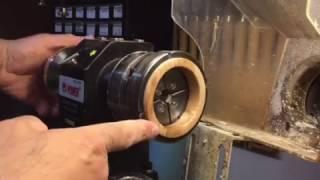 How to turn Wood Bangle on mini lathe