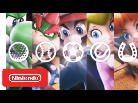 Mario Sports Superstars – 5 Sports in 1 Game
