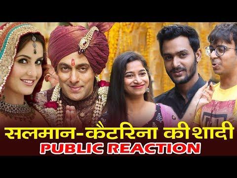 Xxx Mp4 Salman करेंगे Katrina Kaif के साथ शादी Public की प्रतिक्रिया देखिए Video 3gp Sex