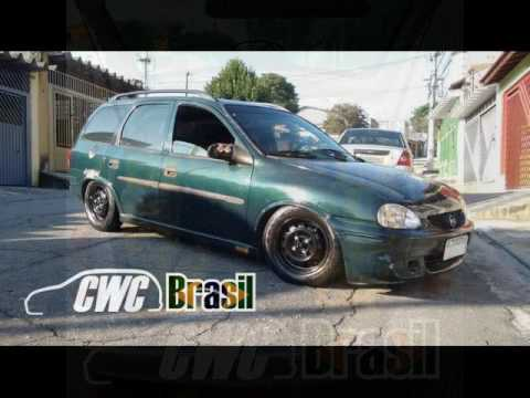 Corsa Wagon Club Brasil video 2