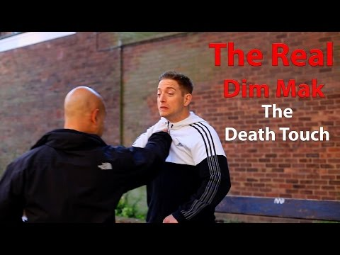 The Real Dim Mak The Death Touch
