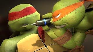 Teenage Mutant Ninja Turtles Legends - Episode 60 - Turtles Horror Stories