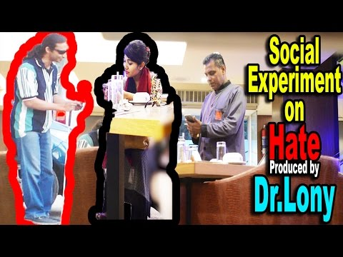 Social Experiment Dr.Lony | Blind