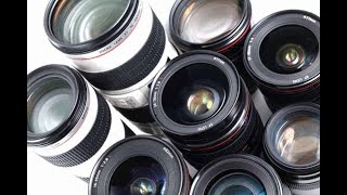 All about lenses for beginners