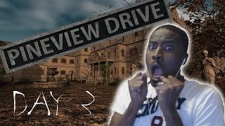 Pineview Drive Gameplay Walkthrough DAY 3 I See You Linda!! ( HORROR GAME )