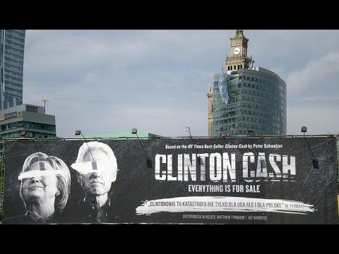 watch Clinton Cash. Gotówka Clintonów - film (lektor PL)