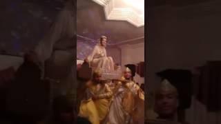 Opps. Bride fall down