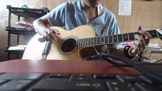 Dessert(Dawin) - Fingerstyle cover (with tab)