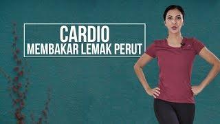 Mengecilkan Perut Dan Bakar Lemak dengan Gerakan Latihan Cardio Mudah Ini !