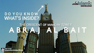 The Secrets of Crescent of the Makkah Clock Tower